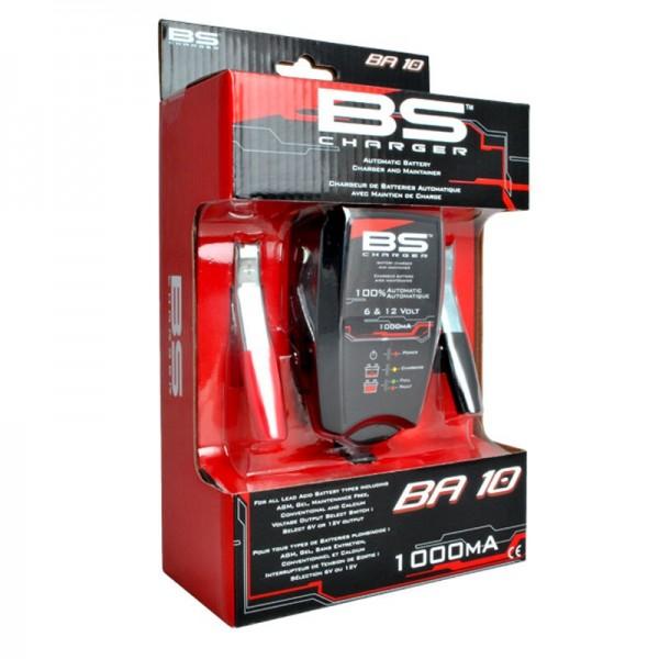 BA10   Chargeur de batterie