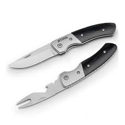 Couteau + fourchette pliables