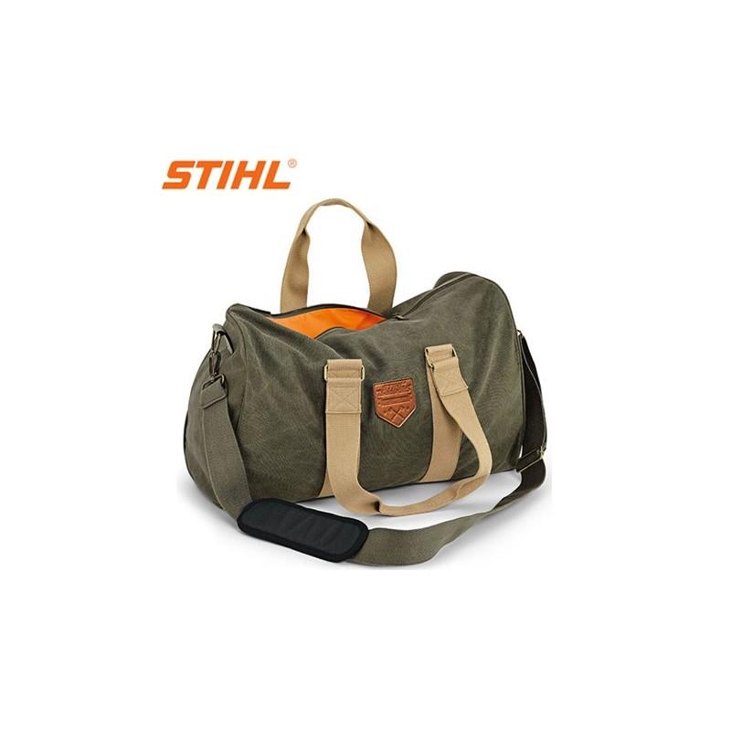 """Weekender """"Axe"""" Olive, sac de voyage"""
