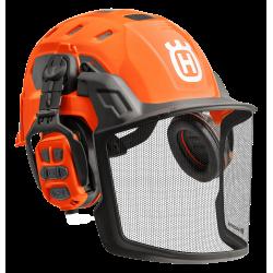 Technical Bluetooth X-Com R | Casque Forestier