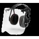 Protège-oreilles Avec Visière Plexiglas   Gardener