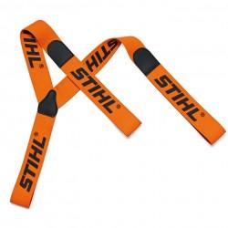 Bretelles Velcro pour Pantalon FS et HS