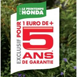 EXTENSION DE GARANTIE  + 3 ANS HONDA MIIMO A 1€