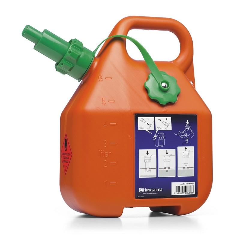 6 L | Bidon d'Essence Orange