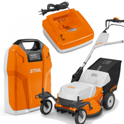 PACK AR3000 L | RMA 765  V Tondeuse + Chargeur + Batterie | STIHL