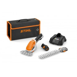 PACK HSA 26 Taille/Sculpte-Haie + Batterie + Chargeur  | STIHL